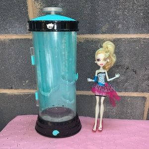 Monster High Lagoona Blue Doll Hydration Station